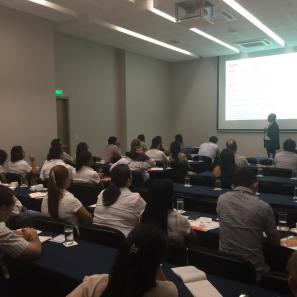 foto seminario gerencia - Colombia